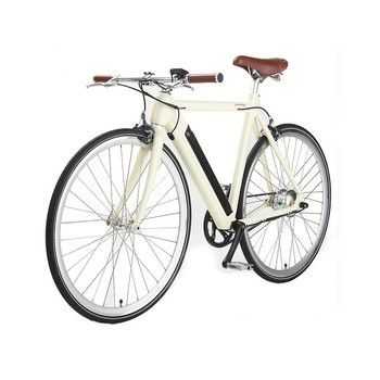 Single Speed Electric Commuter Bike 36V 250W Rear Motor Max Load 100KG