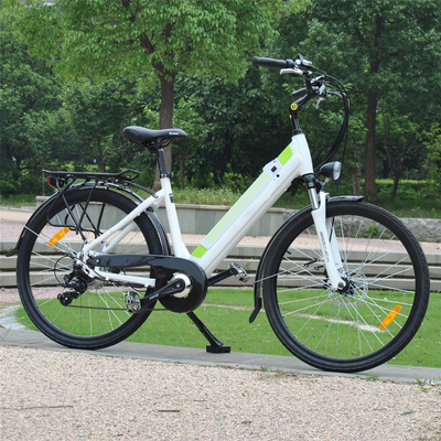High Automatization Onway Electric Bike , Ladies Electric Bicycle Charging Time 4 - 6 Hours