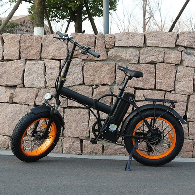 Max Speed < 30km/H Lightweight Electric Bike , Folding Electric Bicycle Wheel Size 20 Inch