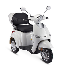 3 Wheel Electric Mobility Scooter Wheelbase 1070mm Motor Max Power 800W